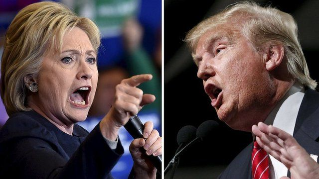 US Election 2016 – Battle of the Egos